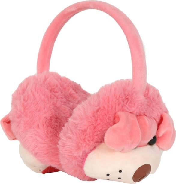 FabSeasons Winter Outdoor wear Adjustable Ear Muffs / Warmer, Ideal Head /Hair Accessory during winters Ear Muff