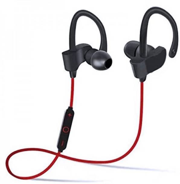 6721cb8dab5 Tech-X jogger Wireless bluetooth Headset For with All Smartphone Bluetooth  Headset with Mic