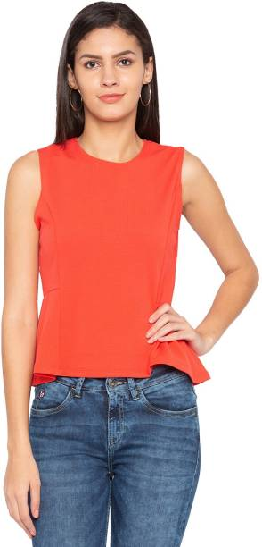bf48af30490 Long Tops - Buy Long Tops Online For Women at Best Prices In India ...
