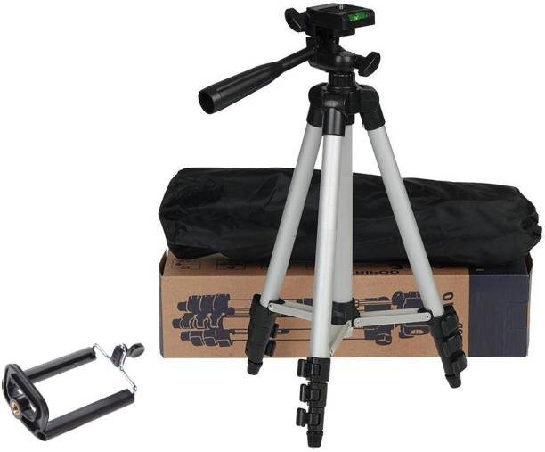 BUY SURETY Tripod-3110 Portable Adjustable Aluminum High Quality Lightweight Camera Stand With Three-