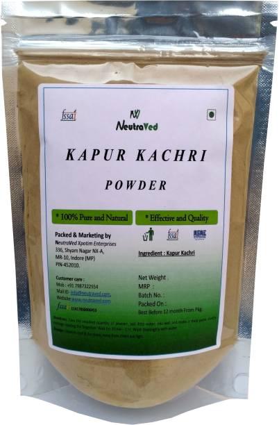 Neutraved 100% Pure Kapoor kachri Powder - (200 Gm)