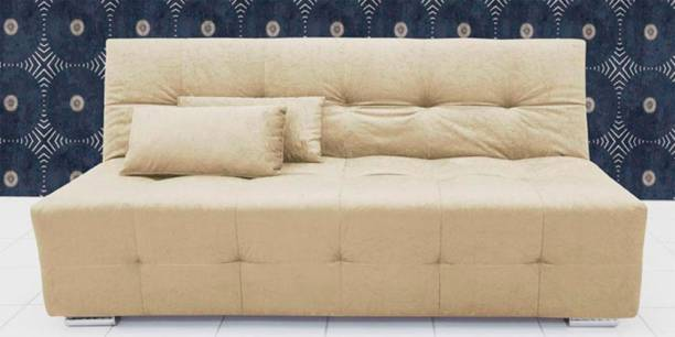 Houzzcraft Double Solid Wood Sofa Bed