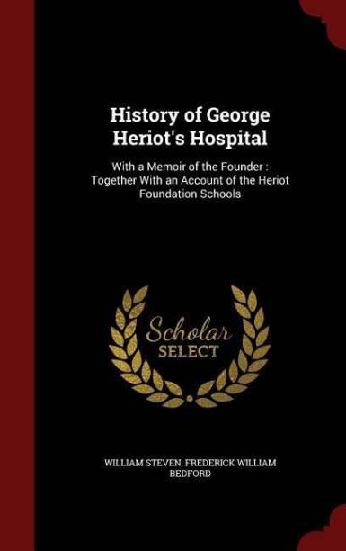 History of George Heriot's Hospital