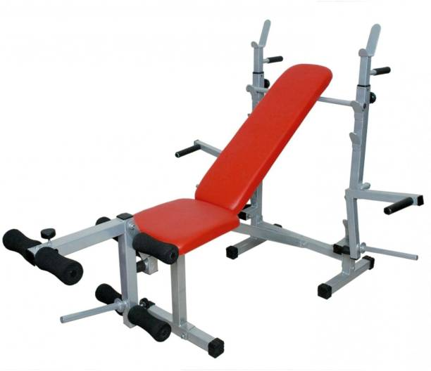 Livestrong Multi Exercise Weight Lifting Multipurpose Fitness Bench Multipurpose Fitness Bench