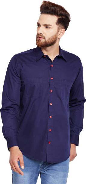 5c7628f6755 Oxolloxo Shirts - Buy Oxolloxo Shirts Online at Best Prices In India ...