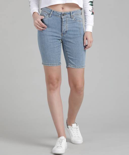 f8b021c4 Vero Moda Shorts - Buy Vero Moda Shorts Online at Best Prices In ...