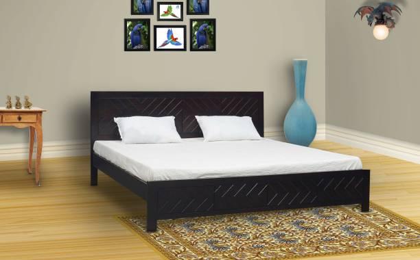 Hometown Solid Wood Queen Bed