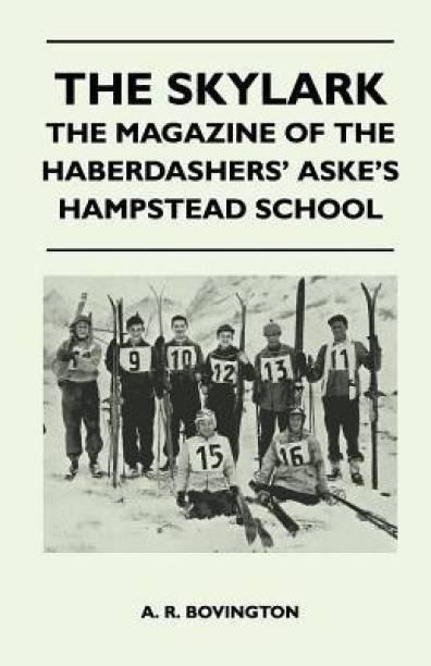 The Skylark - The Magazine of the Haberdashers' Aske's Hampstead School