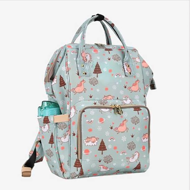 Ybucket Fashion Mummy Maternity Diaper Bag Large Baby Nursing Travel Backpack Designer Ny Stroller
