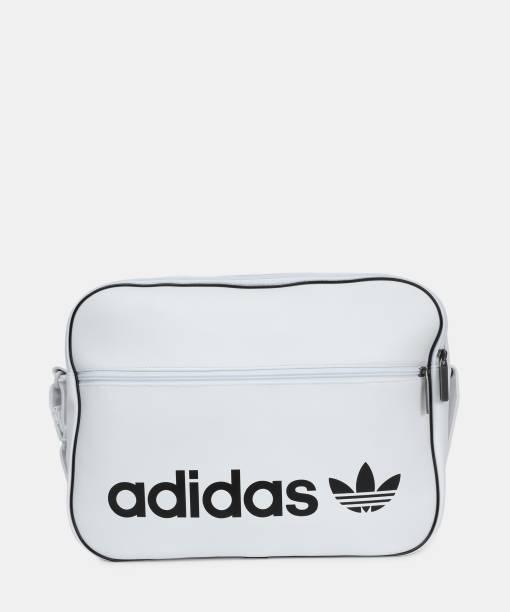ADIDAS MESSI KIDS BP 23 L Backpack. ₹2,799. OffersBank Offer. ADIDAS Men  Casual White PU Sling Bag dd7f0be985