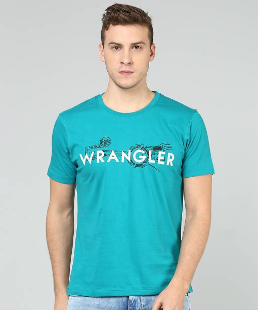 ac0a641ed41 Wrangler Tshirts - Buy Wrangler Tshirts Online at Best Prices In ...