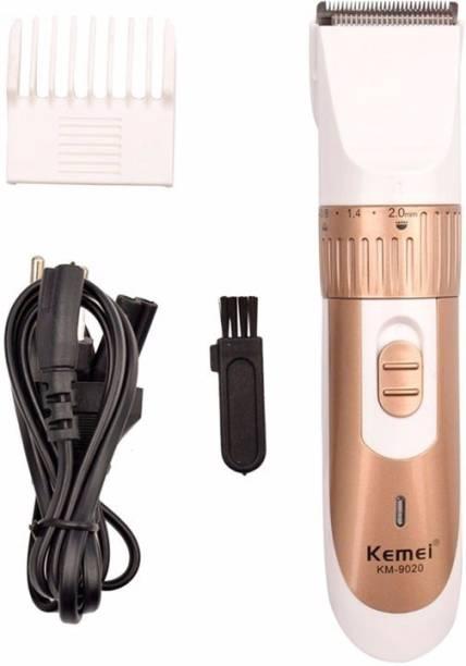 Kemei KM 9020 Professional Hair  Runtime: 45 min Trimmer for Men
