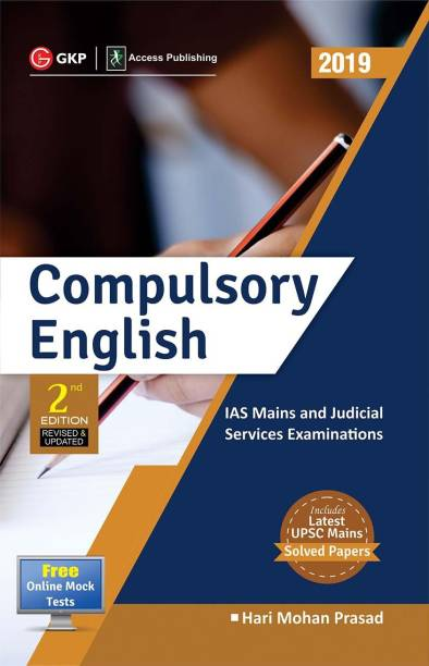 Compulsory English for IAS Mains & Judicial Services Examinations 2019