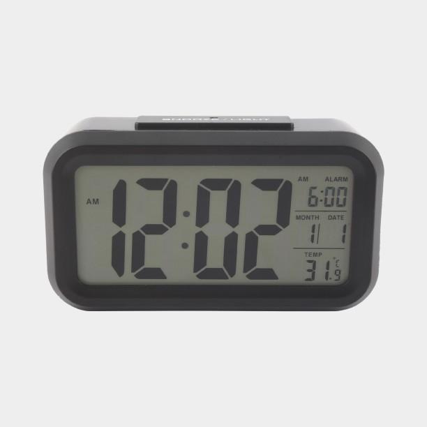 Set alarm at 12 oclock
