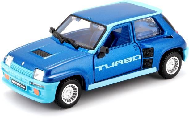 Bburago 1/32 Scale Die Cast Renault 5 Turbo car