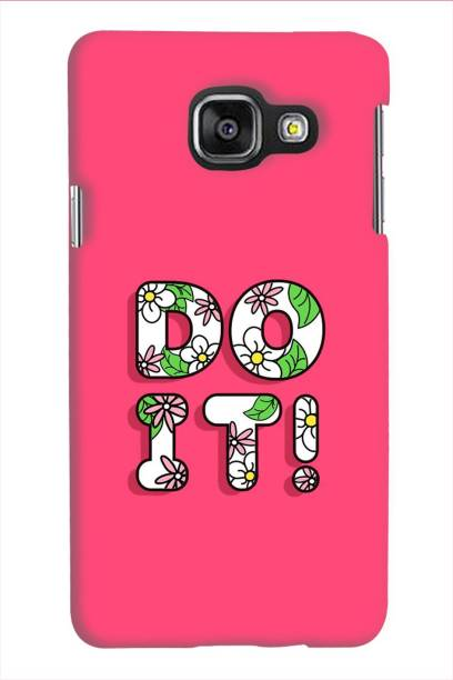 iClover Back Cover for Samsung Galaxy A7 2016 Edition