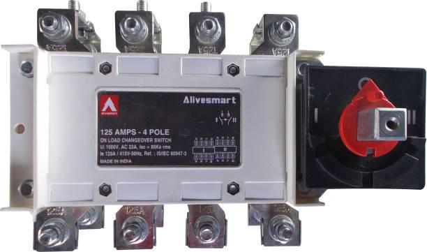 ALIVESMART Onload Changeover 125 AMP MCB
