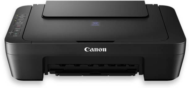 Canon PIXMA E470 Multi-function WiFi Color Printer