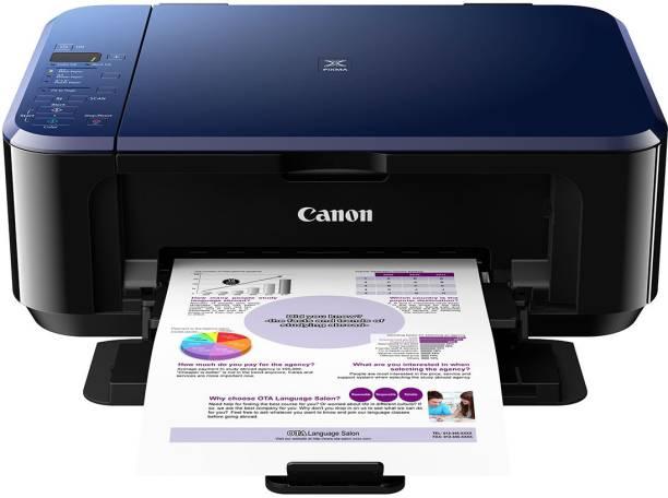 Canon PIXMA E510 Multi function Color Printer