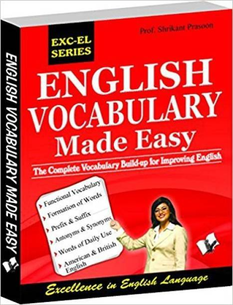Vocabulary Books - Buy Vocabulary Books Online at Best
