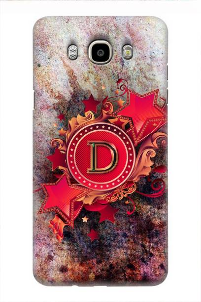 iClover Back Cover for Samsung Galaxy J5 - 6 (New 2016 Edition)