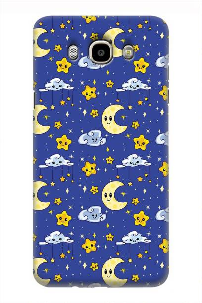 iClover Back Cover for Samsung Galaxy J7 - 6 (New 2016 Edition)