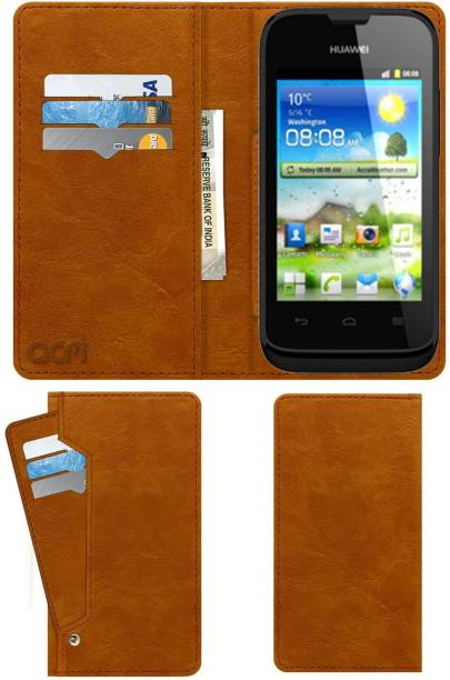 ACM Flip Cover for Huawei Ascend Y210d