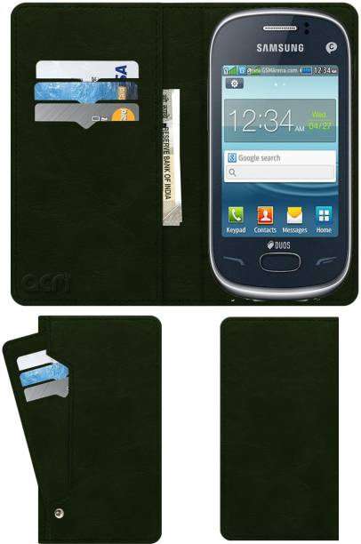 ACM Flip Cover for Samsung Rex 70 S3802