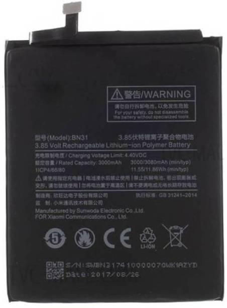 TokyoTon Mobile Battery For  Xiaomi Mi Redmi Y1