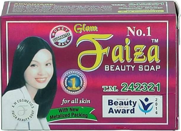 GLAM FAIZA SOAP