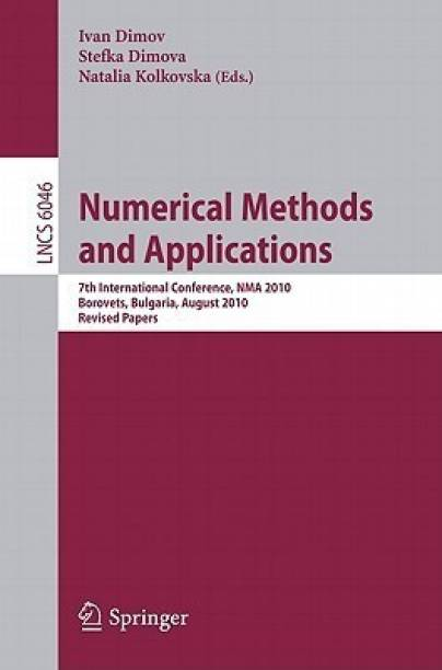 Numerical Analysis - Buy Numerical Analysis Online at Best