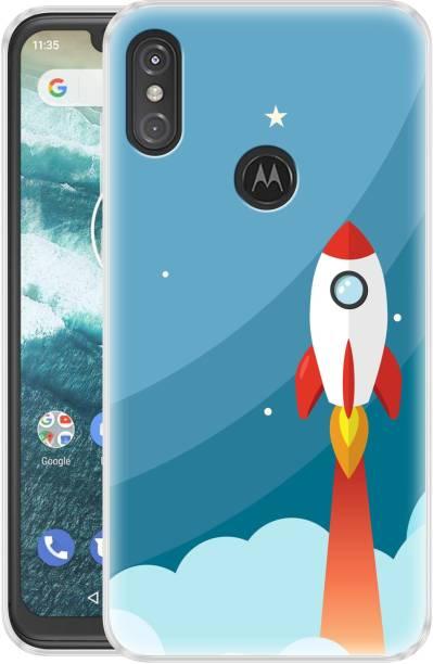 Nainz Back Cover for Motorola Moto One Power