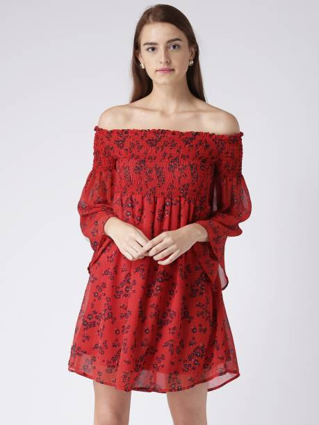 a2be1b84f1a17 Shift Dresses - Buy Shift Dresses Online at Best Prices In India ...