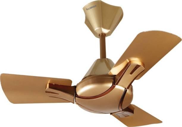 HAVELLS 600 mm Bronze-Copper Ceiling fan 600 mm 3 Blade Ceiling Fan