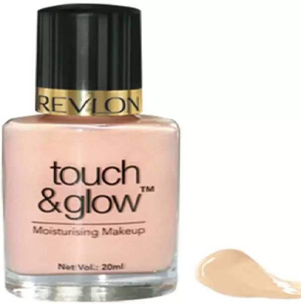 Revlon Touch & Glow Moisturising Make up Natural Mist Foundation