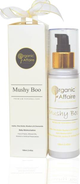 ... Organic Affaire Mushy Boo Baby Lotion 100ml 3 4oz
