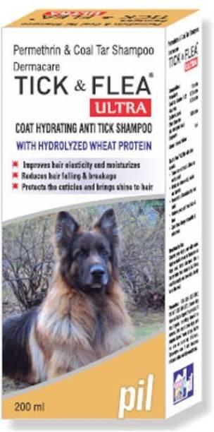 Pil tick-flee-ultra Anti-dandruff, Flea and Tick, Conditioning, Anti-itching FRUIT Dog Shampoo