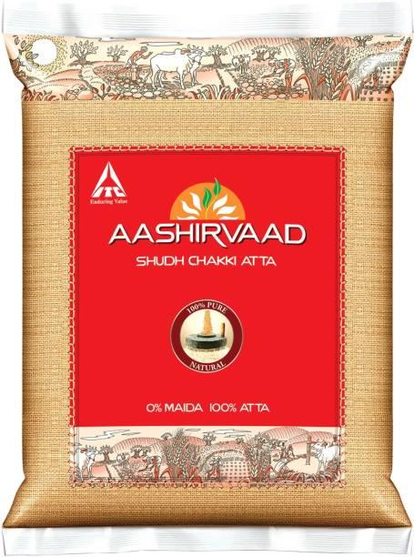 AASHIRVAAD Shudh Chakki Atta