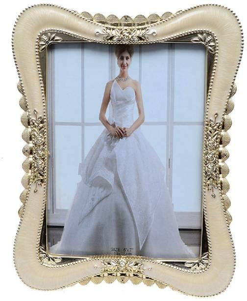 Lavanya Silver Silver-plated Photo Frame