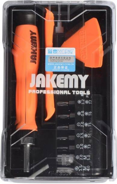 JAKEMY JM-8157 Multi Function Repair Tools Kits Opening Tool Ratchet Screwdriver Set Hand Tools