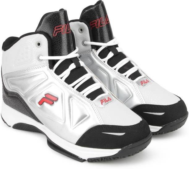 e33de4178ceff Fila Basketball Shoes - Buy Fila Basketball Shoes Online at Best ...