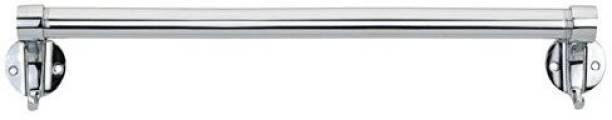 Supreme Bazaar Napkin & Towel Rod   Towel Holder   Rod of Stainless Steel 18 inch (Silver) by Supreme Bazaar 18 inch 1 Bar Towel Rod