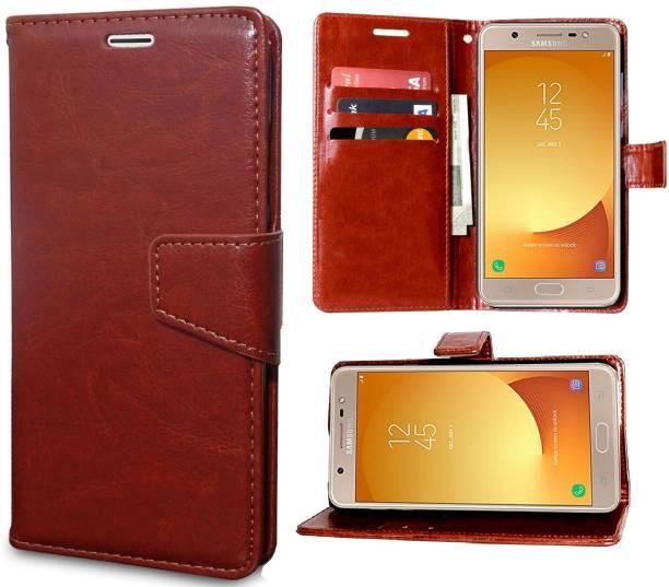 Unistuff Back Cover for Samsung Galaxy J7 Max
