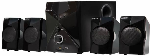 2886677ca Oscar OSC-CRS17BT 4500W PMPO 4.1 Channel Home Theatre System with  Bluetooth