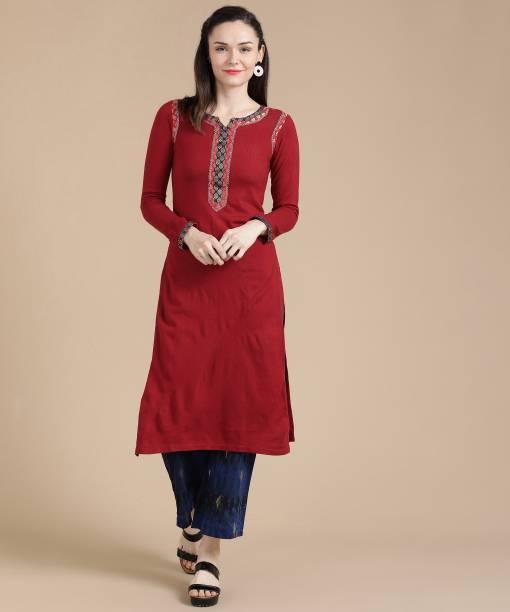 d0575e7e31 Cotton Kurtis - Buy Cotton Kurta Online at Best Prices In India ...