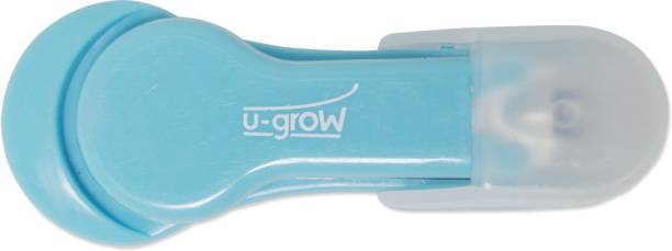 U-grow Blue Nail Clipper with cover protection FOR BABY