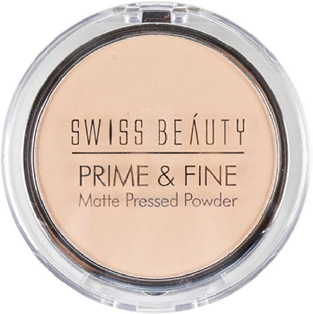 SWISS BEAUTY Matt and Prime Finish Compact Primer  - 10 g