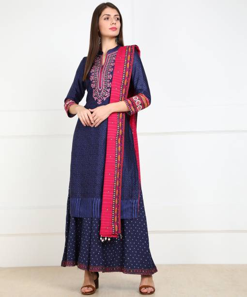 92b1ea5612 Biba Ethnic Wear - Buy Biba Ethnic Wear Online at Best Prices In ...