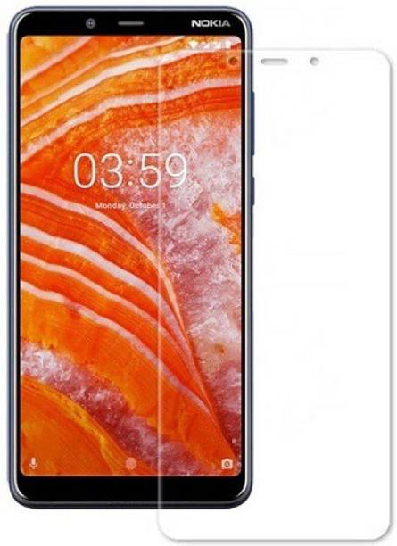7Rocks Tempered Glass Guard for Nokia 3.1 Plus