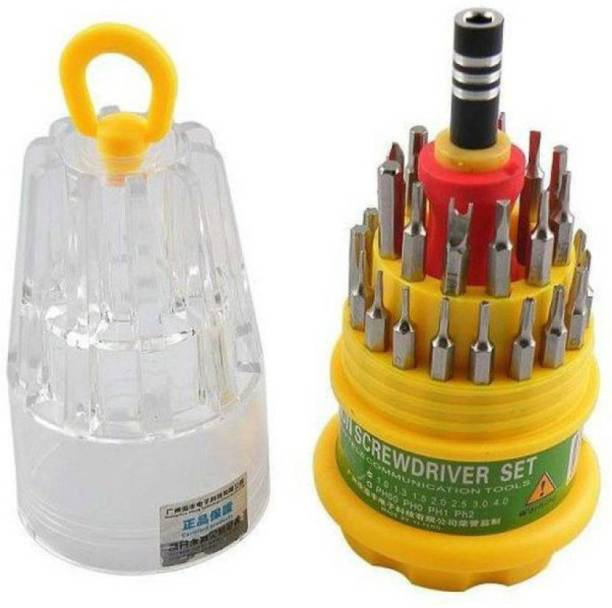 alphanot 31 In 1 Toolkit easy to use Combination Screwdriver Set